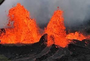 Kilauea terus marah, bawa malapetaka hingga ke rimba dan laut Hawaii
