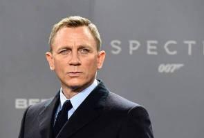 Daniel Craig kembali ... sebagai James Bond