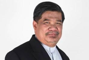 Palsu! 'Roundel' TLDM mirip logo parti politik, Mat Sabu nafi akan ambil tindakan