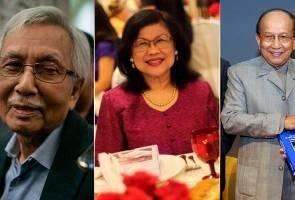 Rafidah dan Daim digugurkan, Rais disiasat