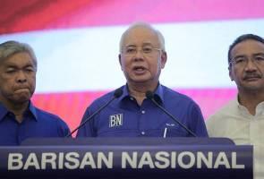Agong punyai prerogatif tentukan siapa PM ke-7 - Najib