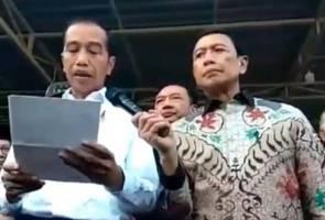 'Pengecut, biadap!'  Jokowi kutuk tindakan pengganas di Surabaya