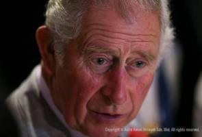 Putera Charles disahkan positif COVID-19