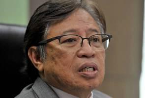 Pakatan UMNO-Pas: GPS memilih untuk bersendirian - Abang Jo