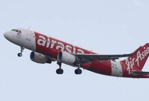 Bayi 2 bulan meninggal dunia dalam pesawat AirAsia KL-Perth