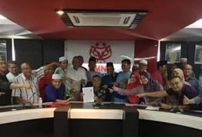 Mat Said akan bertanding Naib Presiden UMNO