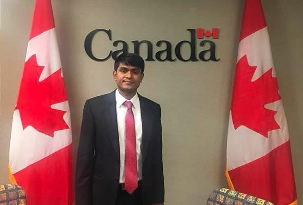Pelarian Rohingya di Kanada, Saiful Rohin, memilih jurusan kewartawanan sebagai lorong untuknya membantu Rohingya lain pada masa    depan