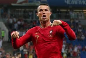 Main ping pong pun dia tak mahu kalah! - Evra ceritakan perangai Ronaldo