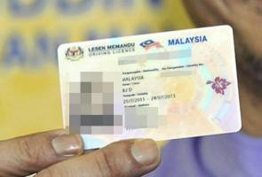 Orang awam dibenarkan pandu kenderaan lesen tamat tempoh ketika PKP