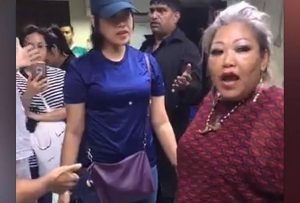 Siti Kassim berkata tindakan beliau membenarkan anak guamnya berada di rumahnya adalah untuk melindungi mangsa.
