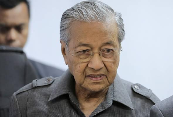 Mahathir tidak tahu tentang laporan penglibatan Vincent Tan dalam ECRL