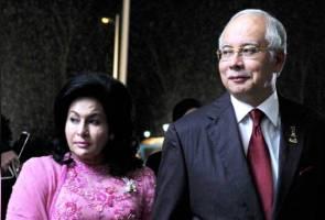 Polis akan panggil semula Najib, Rosmah berhubung 1MDB
