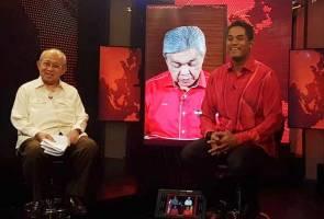 Jumudkah UMNO kerana pilih Ahmad Zahid Hamidi?