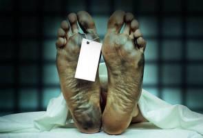 Lelaki warga Myanmar ditemukan mati dengan kesan tikaman