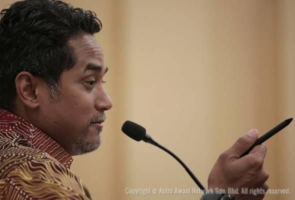 Khairy senada dengan Anwar Ibrahim
