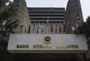 Rizab antarabangsa BNM berjumlah AS$104.7 bilion pada 29 Jun