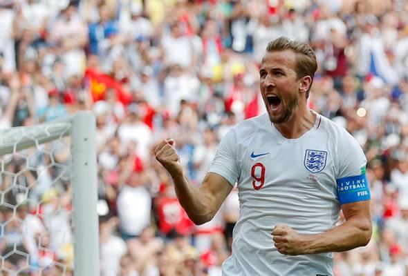 England Kane-duri gol! (England 6-1 Panama)