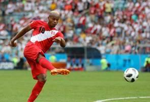 Peru lakar kemenangan pertama sejak 1978 (Australia 0-2 Peru)