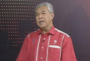 Zahid setuju debat Presiden UMNO 29 Jun ini