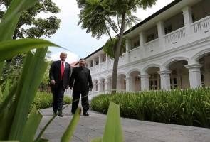 Singapura itu di mana? Rakyat AS masih tidak pasti lokasi pertemuan Trump-Jong Un