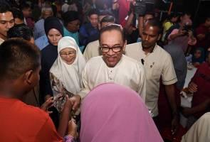 Anwar Ibrahim jelajah beberapa negara kongsi kejayaan PH tumbangkan BN