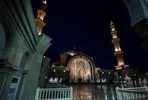 Program 1 Masjid 1 Pegawai Polis buat jemaah tenteram, rasa selamat