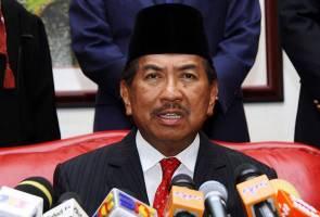 Musa Aman tidak didakwa pada 2012 kerana siasatan libatkan sumbangan politik