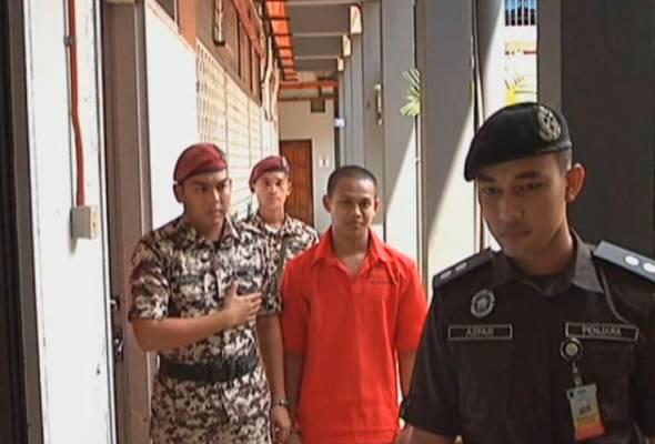 Bekas calon STPM dihukum penjara 7 tahun, 6 sebatan