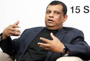 MAVCOM gagal dalam sektor penerbangan - Fernandes