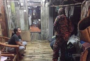 Kanak-kanak hilang: Hanya kesan tapak kaki ditemui