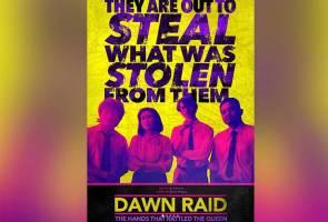 Bront Palarae lancar kempen kumpul dana biaya 'Dawn Raid'