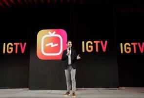 Instagram lancar IGTV, bakal bersaing dengan YouTube
