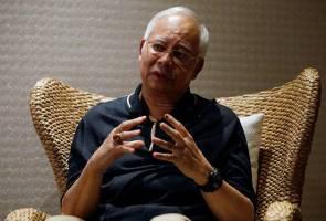 'Kenapa semua salah Najib?'
