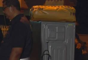 Bayi 'diculik' dijumpai mati dalam peti sejuk pengasuh
