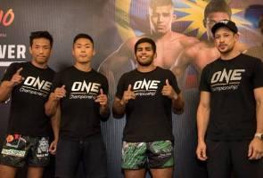 MMA: 'Saya sedia lawan sesiapa sahaja' - Agilan