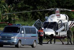 SAR Tham Luang: Berbaki dua mangsa, pelajar ke-10, ke-11 diselamat
