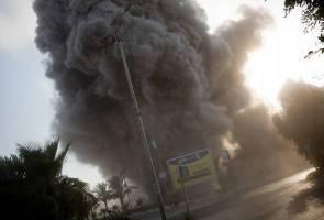 Israel lancar serangan udara terbesar ke atas Gaza