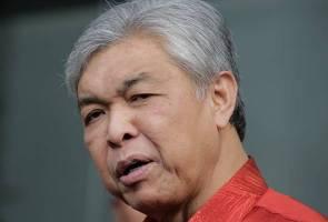 Jangan guna kedudukan menteri untuk lakukan provokasi, kata Zahid