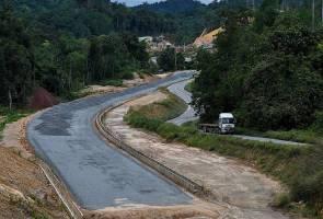 Lebuh Raya Pan Borneo: Saya hormat kontrak ditandatangani - Baru Bian