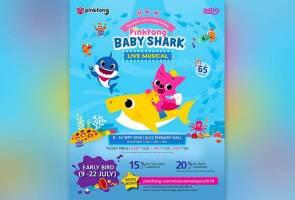 Astro bawa Baby Shark Doo Doo ke Malaysia