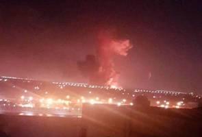 12 cedera letupan luar lapangan terbang di Kaherah