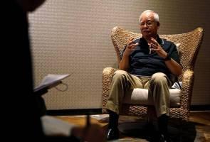 Akaun Najib, anak tidak lagi dibekukan
