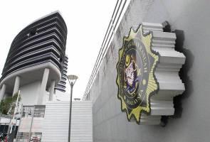Penyelewengan kontrak latihan RM4 juta: Dua ditahan bantu siasatan SPRM