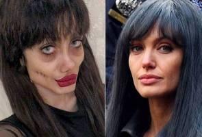 'Angelina Jolie' Iran ditahan