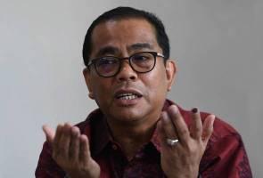 Khaled Nordin Naib Presiden UMNO ketiga