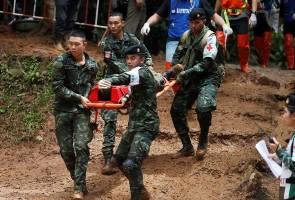 Tham Luang: Mangsa keenam dan ketujuh berjaya dibawa keluar