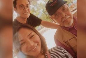 Bapa pelakon Nadia Aqilah meninggal dunia