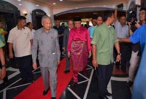 Dr Mahathir mahu sungai di Sarawak dimanfaat sebaik mungkin