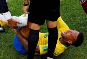 Neymar gunakan iklan, ikrar jadi pemain lebih baik