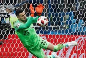 Subasic selamat tiga penalti untuk Croatia mara ke suku akhir